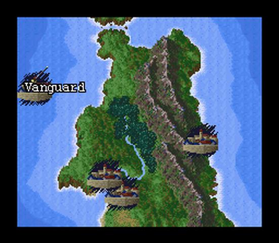 Romancing SaGa 3 Part #14 - Of Fish and Pirates