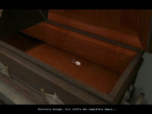 empty coffin - photo #4