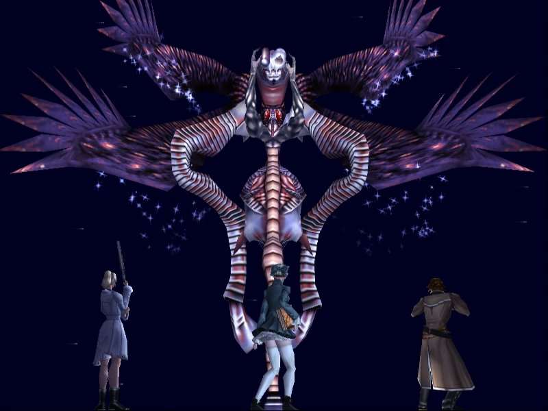 Image result for shadow hearts final boss