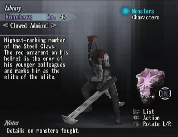 Shadow Hearts: Covenant Part #142 - Bonus: Monster Library