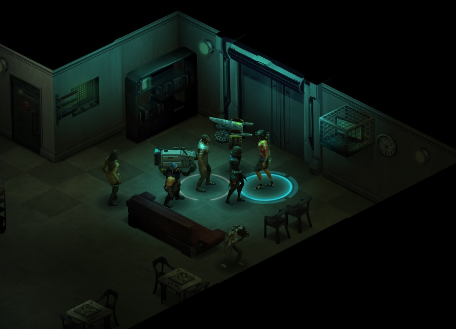 Shadowrun Returns Part #18 - Madness and Mercy