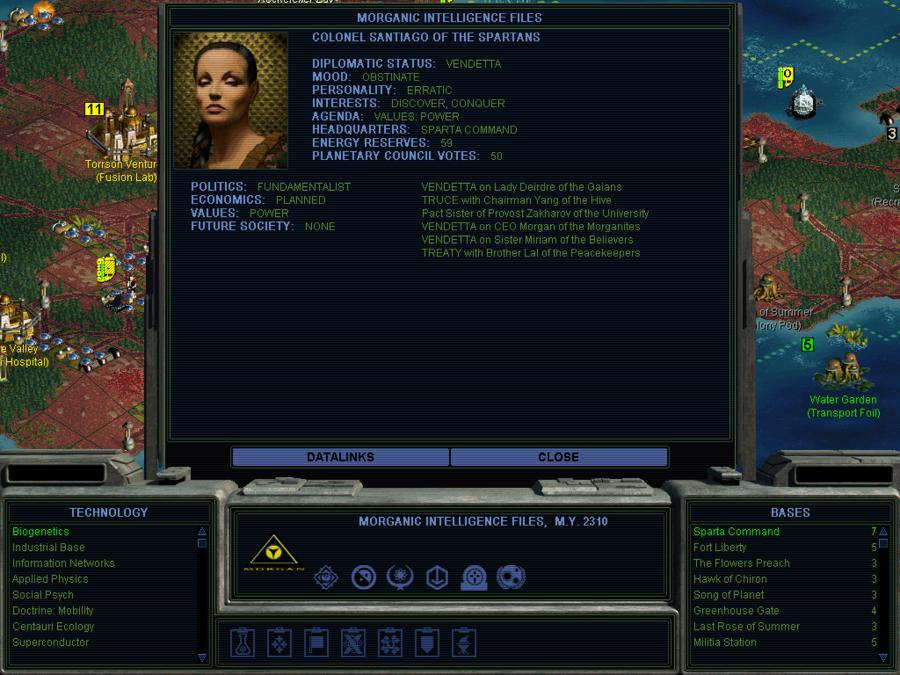 Sid Meier's Alpha Centauri Part #22 - 2301-2310: The Rigors of War