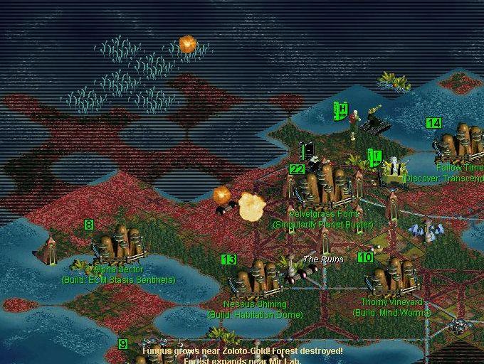 Sid Meier's Alpha Centauri - Update 31