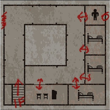 Silent Hill Mobile Part 1 Scenario One Ben Part 1