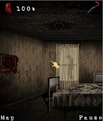 Silent hill mobile part 9 scenario one vincent part 1 for Dining room or there is nothing wiki