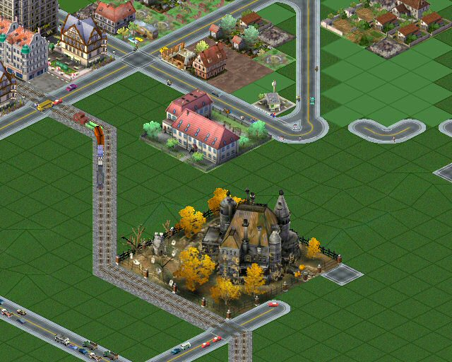 SimCity 3000 Part #23 - Fit The Twentieth : Fables Of The