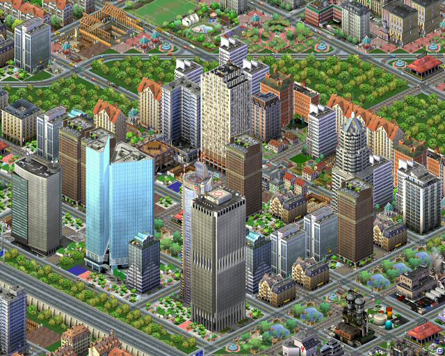 simcity 3000 how to get power