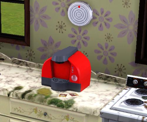 Sims  Sims Keep Eating Fruit Cake