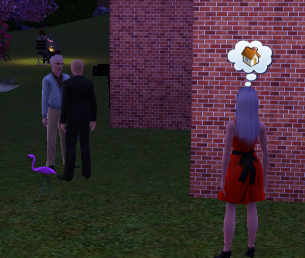 Sims 3 Part #20 - Day 15: Party Time