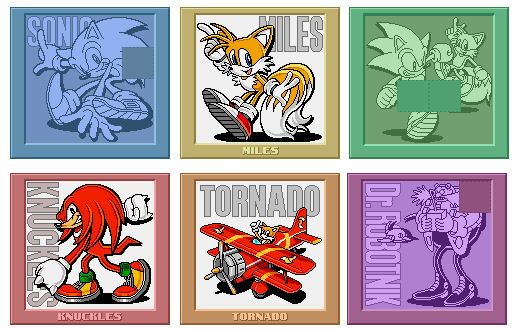 Sonic: Advance & Pocket Adventure