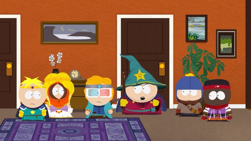 South Park: The Stick of Truth Part #8 - The Inn of the