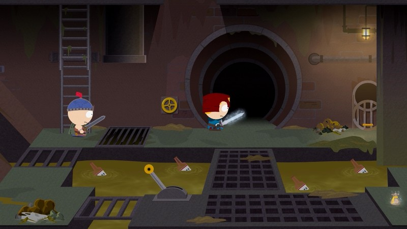 South Park: The Stick of Truth Part #12 - The Requisite Sewer Level