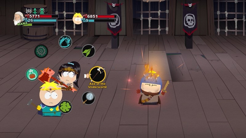South Park The Stick of Truth Part 29 NWS New Kid