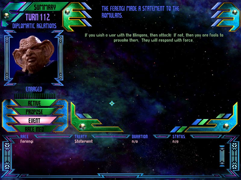 Star Trek: Birth of the Federation