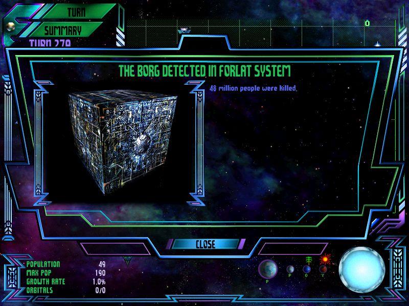 birth of the federation 2