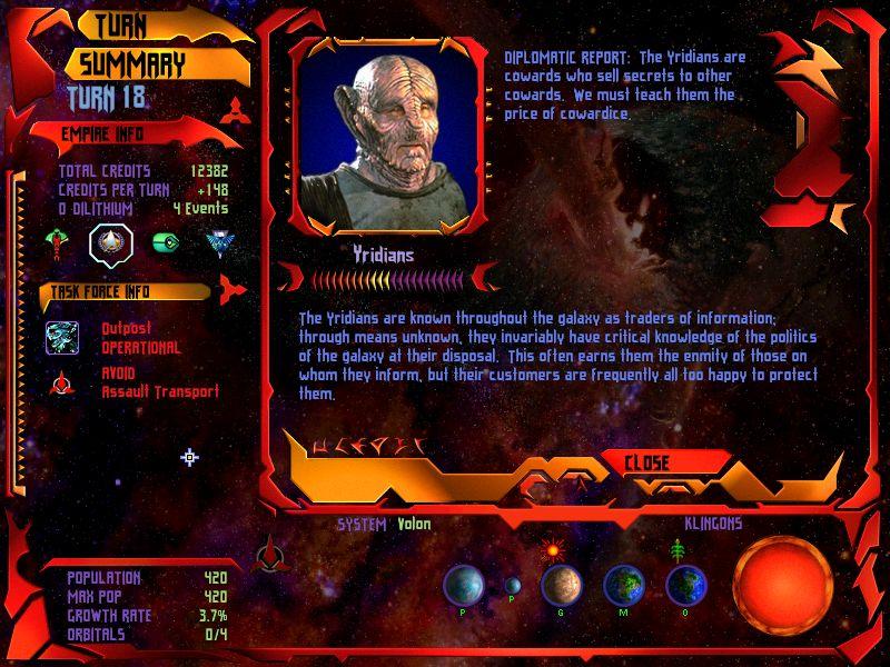 Star Trek: Birth of the Federation Part #50 - Turn 16