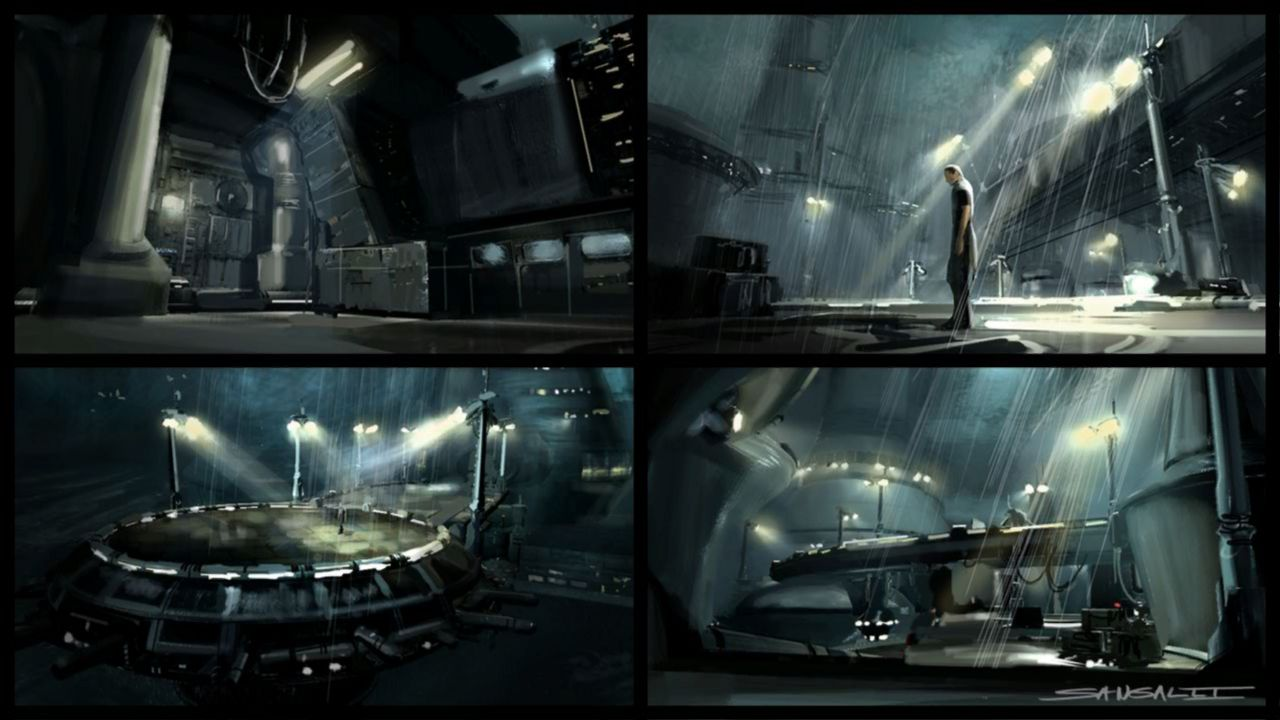 Star Wars The Force Unleashed Ii Part 18 Concept Art
