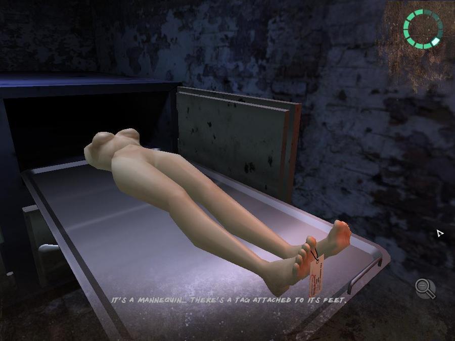 Nude life drawing models