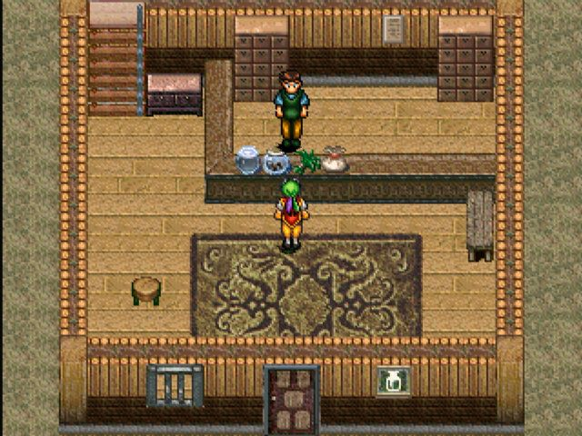Suikoden Part #10 - Odessa Castle, ROTC Office