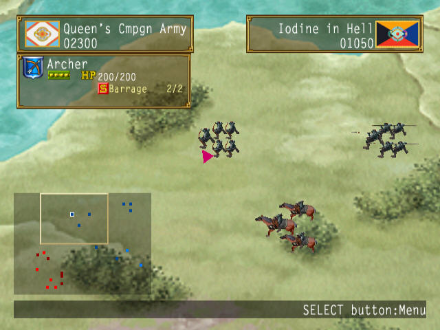 Suikoden V Part #69 - New Queen\'s Campaign