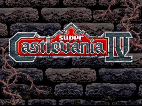 Hypah's Retro Game Corner: Super Castlevania IV (Super Nintendo) Intro