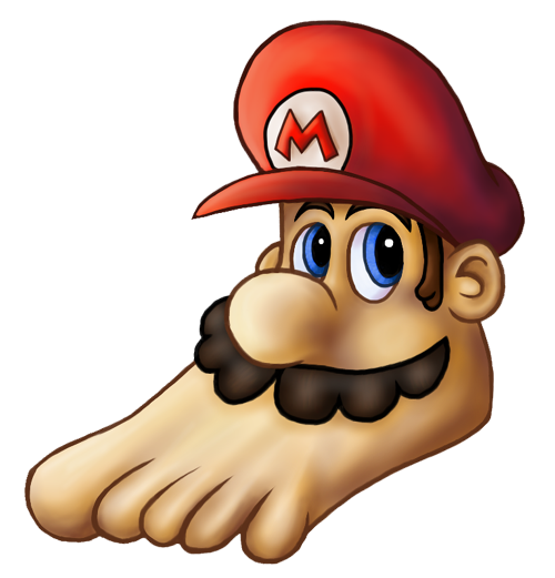 Mario let me love you 10