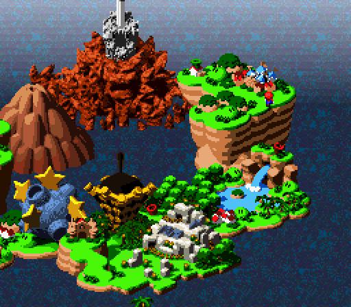 Super Mario Rpg Part 17 Update Seventeen Back To Mushroom Kingdom