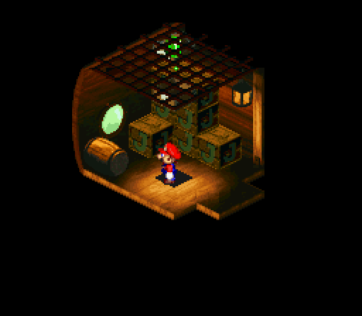 Scrooge Ring Mario Rpg