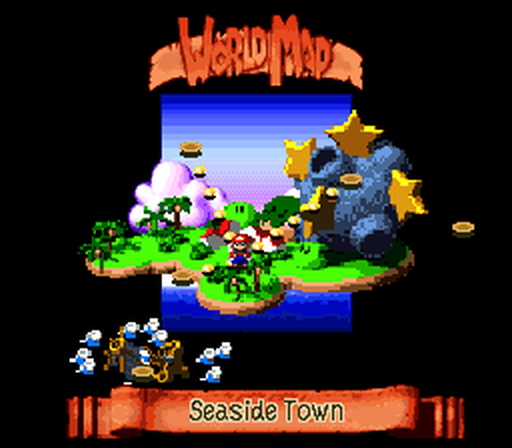Best world map in a game neogaf music wise tales of rebirth has my favorite map theme the game switched from its gorgeous 2d sprites to wonky 3d models whenever you went to the map gumiabroncs Images