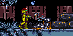 Super Metroid: Eris