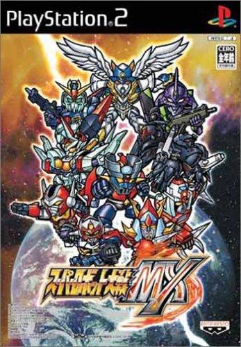 [Game do Mês] - Super Robot Wars 1-SRWMX