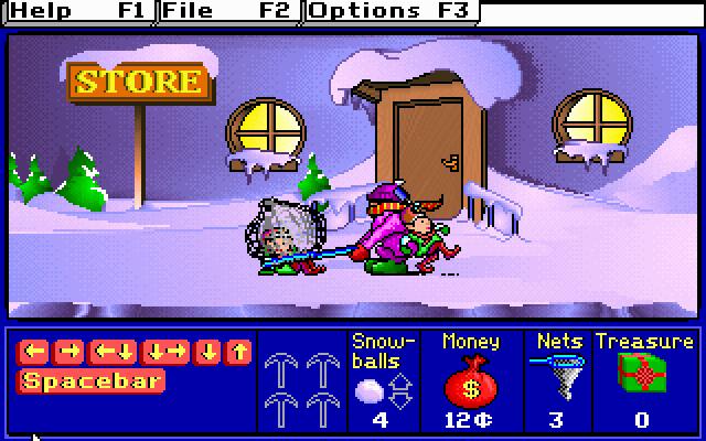 treasure mountain computer game youtube