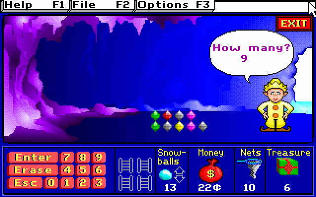Super Solvers Series Part #15 - Treasure Mathstorm! pt 2