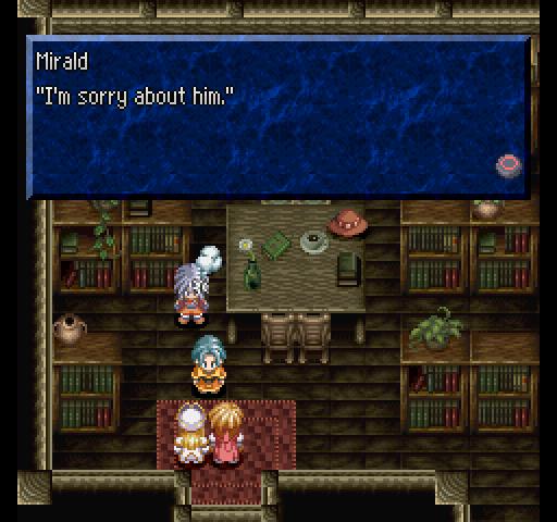 Tales of Phantasia Part #9 - Claus Encounter
