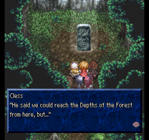 Tales of Phantasia Part #49 - Depths Of Treant Forest