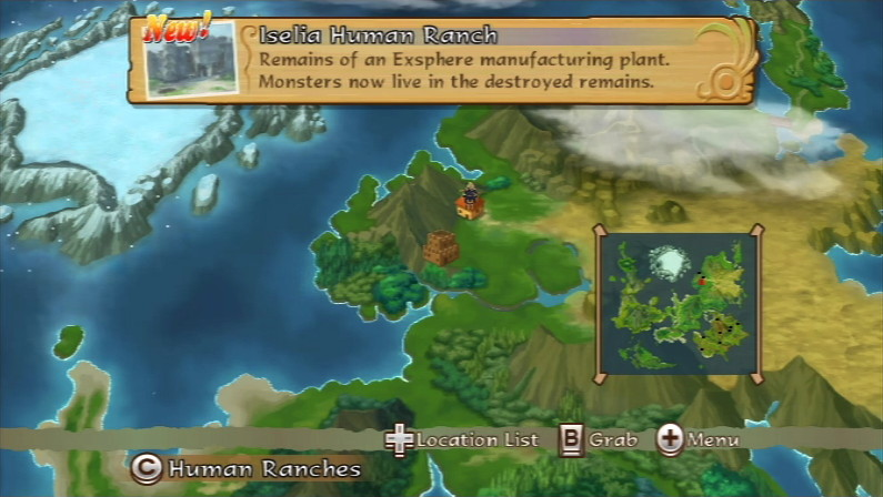 Tales Of Symphonia Dawn Of The New World Part 12 Update 12
