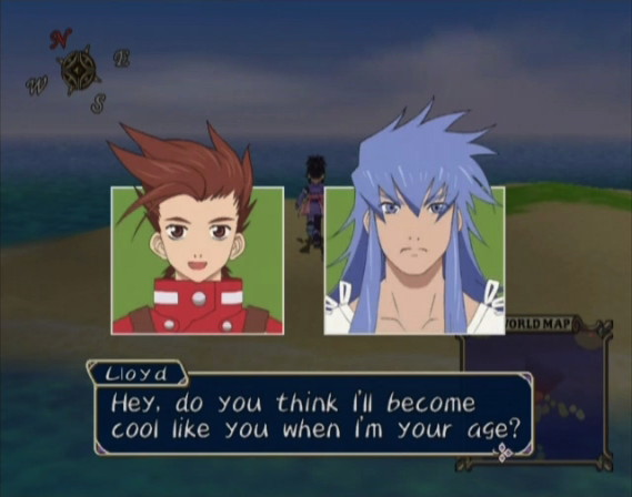 Tales Of Symphonia Part 40 Mini Affection And Special