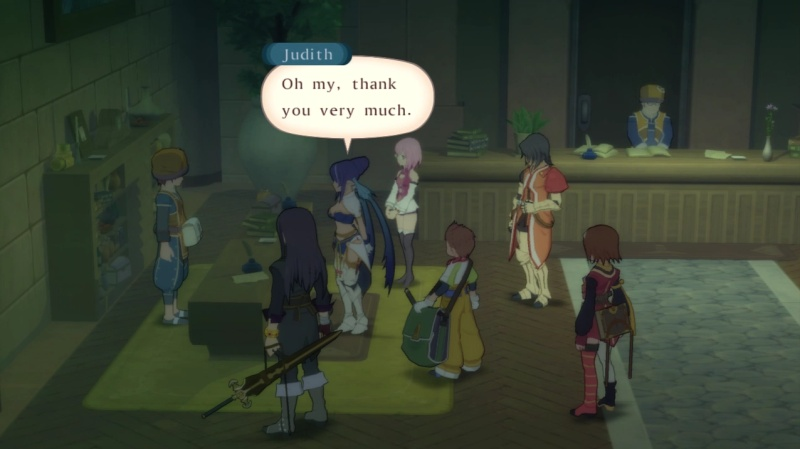 Tales Of Vesperia Part 97 Starting The Costume Gatering