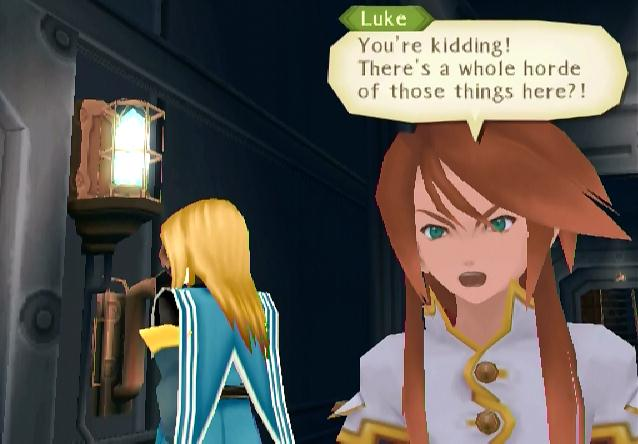 Tales of the Abyss Part #7 - The - 37.5KB