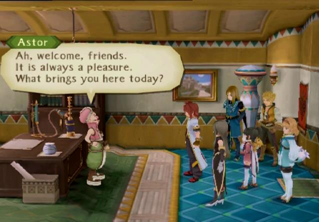 Tales of the Abyss Part #71 - The - 42.5KB