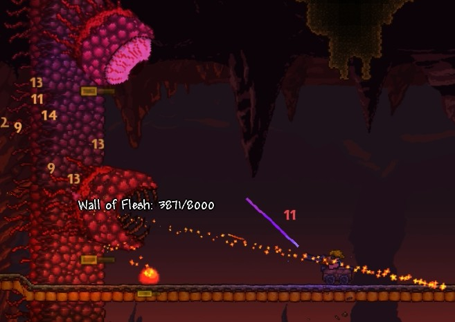 Terraria Part #27 - Another Brick in the Wall