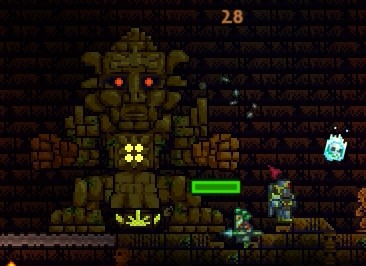 Terraria Part 40 Monster Mash A solar eclipse has a 5*1/20 (5%) chance of occurring upon any particular dawn. terraria part 40 monster mash
