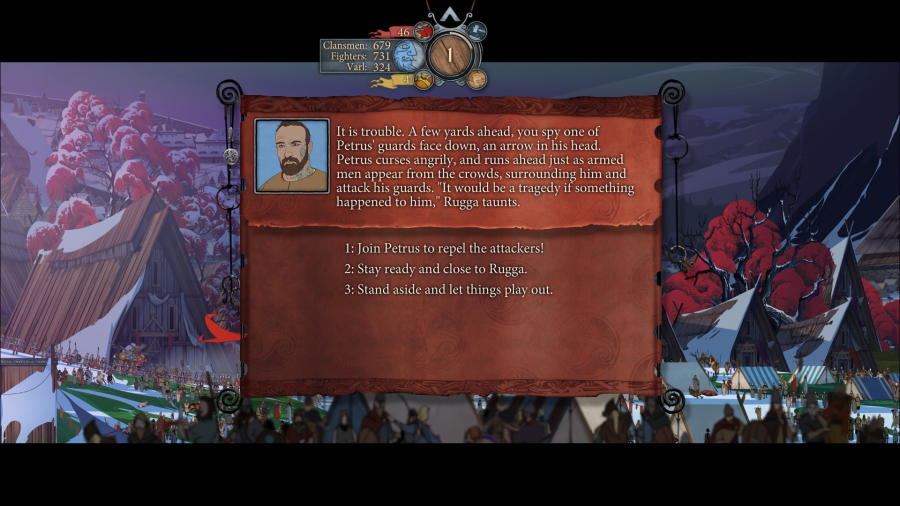 The Banner Saga Trilogy Part #29 - 16-2: An Unstable Peace