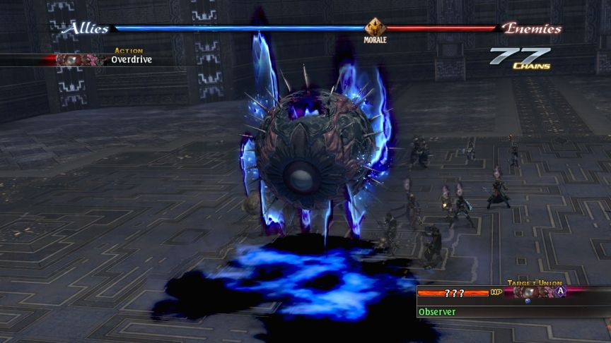 The last remnant part 113 chapter cii ooh big ouchies for you starting sometime between turns 2 4 observer will begin to cast overdrive at the start of the turn every turn from now on it has powerful enough attacks malvernweather Gallery