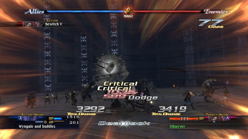 The last remnant part 113 chapter cii ooh big ouchies for you so this is the end malvernweather Gallery