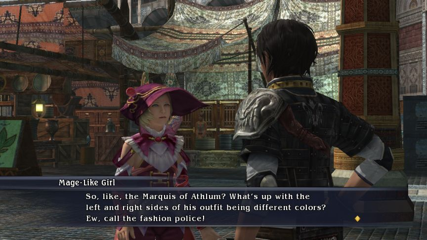 The Last Remnant New Game Plus Save