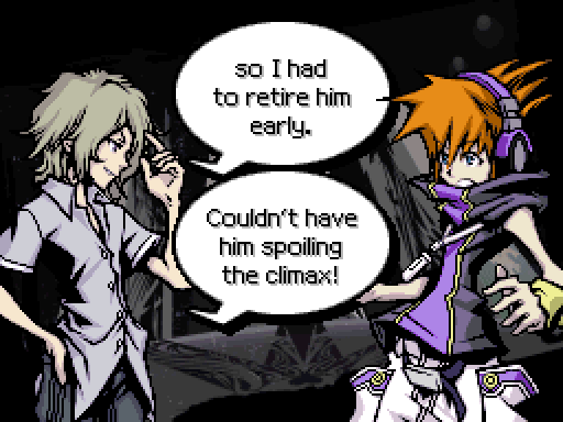 The World Ends With You Part 43 The Last Day Game Game Over