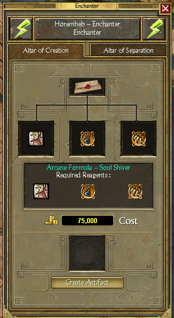 Titan Quest Part #3 - Enchantments and Artifacts
