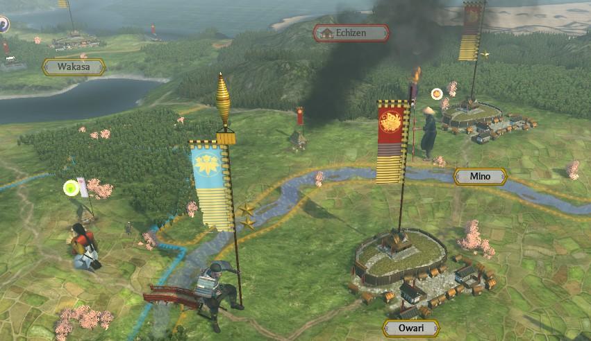 Total War: Shogun 2 - Rise of the Samurai Part #22 - Update 20 (Spring 1185 - Summer 1185)