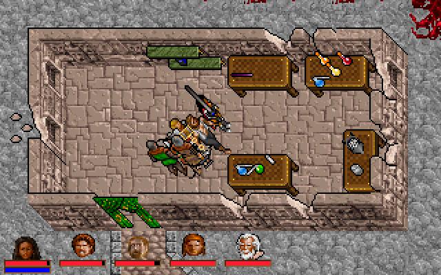 Ultima VII Part 2: Serpent Isle Part #46 - SKULLCRUSHER